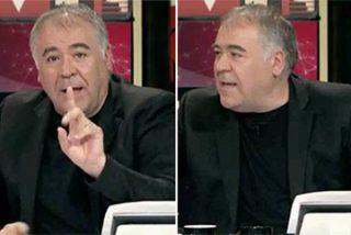 """Ferreras, desatado con el Gobierno Sánchez, no deja ni disentir a Chani: """"El diseño es espectacular, ¡no empecemos con el pim, pam, pum!"""""""