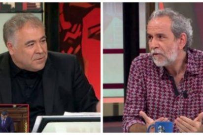 """Willy Toledo sigue con 'hambre' y vuelve a atacar a Ferreras al grito de """"terrorista y mafioso explotador"""""""