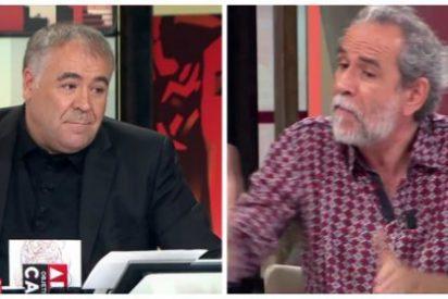 Un desquiciado Willy Toledo destroza a Ferreras: le llama explotador y perrito faldero de Florentino Pérez