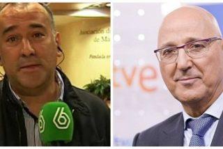 Pánico por la llegada de 'El Lechero' Fortes a TVE: la izquierda prepara su asalto a cuchillo cachicuerno