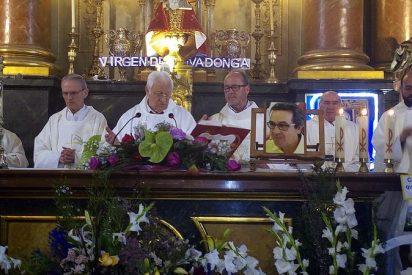 """Padre Ángel: """"Siempre nos acompañará la sonrisa y la bondad de Pedro Mella"""""""