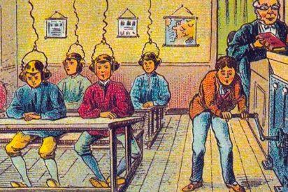 Así se imaginaban el futuro en el siglo XIX