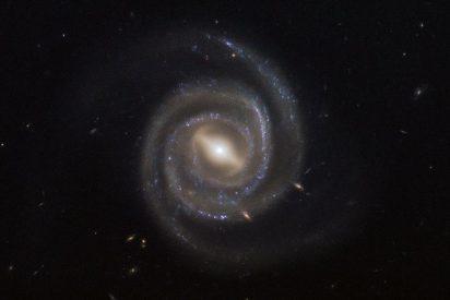 Descubren un cúmulo galáctico en formación a 1.500 millones de años del Big Bang
