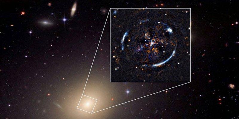 Así funciona el mejor test de la relatividad de Einstein fuera de nuestra galaxia