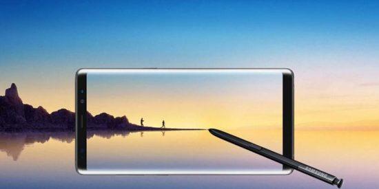 Filtran que el Galaxy S10 traerá un sensor de huellas dactilares bajo la pantalla