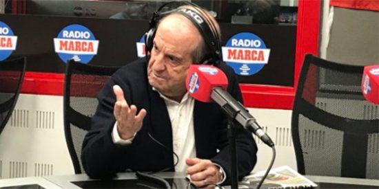 Sostres le centra el balón a José María García para que alabe a Sánchez e incendie a los lectores de ABC