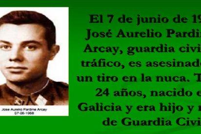 Los proetarras, que han hecho presidente a Pedro Sánchez, homenajean al primer asesino de ETA