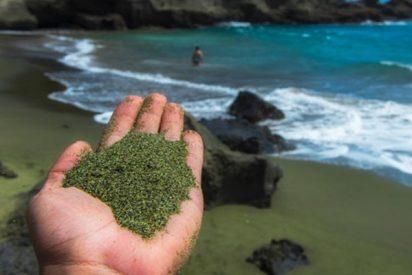 Llueven gemas en Hawái tras las erupciones del volcán Kilauea