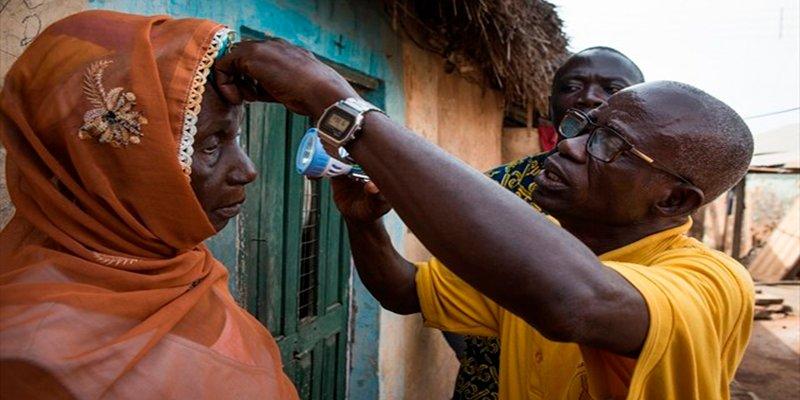 Ghana es ya el primer país africano libre de tracoma