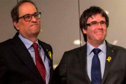 """Así tutela la Generalitat a corresponsales extranjeros: """"Los invitan a Cataluña con todos los gastos pagados"""""""