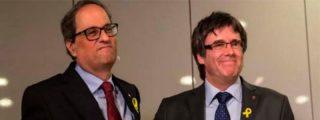 El socialista Pedro Sánchez ha empezado a pagar factura que firmó con proetarras y golpistas catalanes