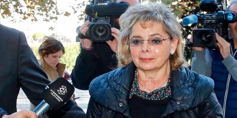 Muere la exconcejal del PP de Valencia María José Alcón, al 'caerse' por el balcón de un cuarto piso