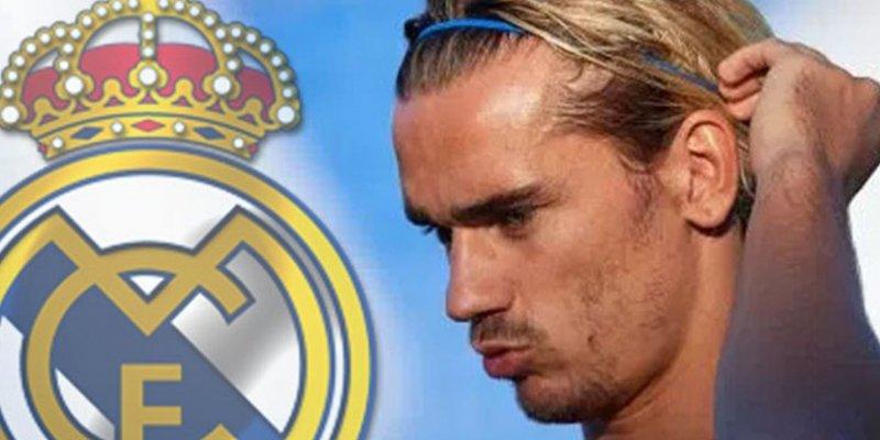 """El Real Madrid se pone en """"plan Rambo"""" para lograr fichar a Griezmann"""