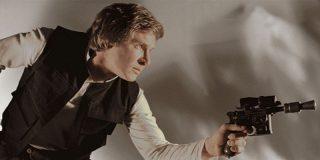 Por 550.000 dólares ha sido subastada la icónica pistola de Han Solo en 'El retorno del Jedi'