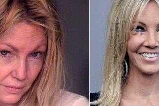 Hospitalizan a la actriz Heather Locklear tras amenazar con pegarse un tiro