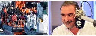 """Carlos Herrera sobre la epidemia demagógica de Sánchez: """"Este acabará haciendo bueno a Zapatero"""""""