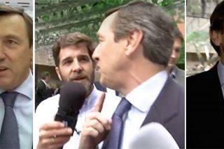 """Rafa Hernando le mete a Gonzo el palo de su vida ante una salvaje persecución: """"¡No te inventes las cosas ni me acoses!"""""""