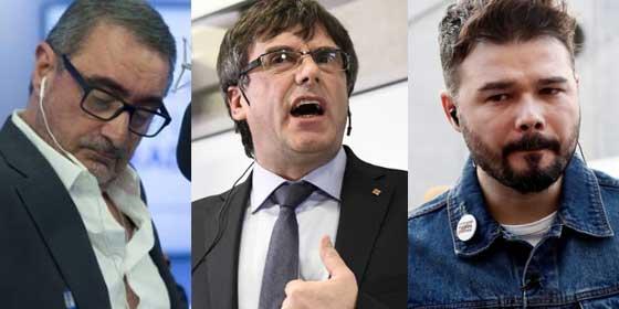 """Carlos Herrera fulmina a la """"gentuza"""" independentista que insultó a Borrell y criticó su nombramiento"""