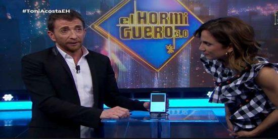 Una antológica pifia técnica provoca el caos total en 'El Hormiguero'