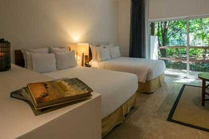 Hoteles de lujo en Cozumel