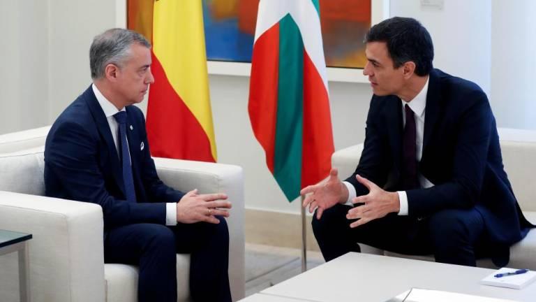 Sánchez paga otro peaje al PNV a cambio de los Presupuestos: Urkullu gestionará las cárceles vascas en 2021
