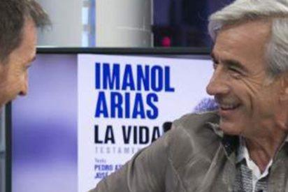 ¿Sabes por quién votaría Imanol Arias si hubiera ahora elecciones generales?