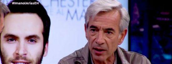 Impactantes declaraciones de Imanol Arias en 'El Hormiguero' sobre la marcha de Ricardo Gómez de 'Cuéntame'