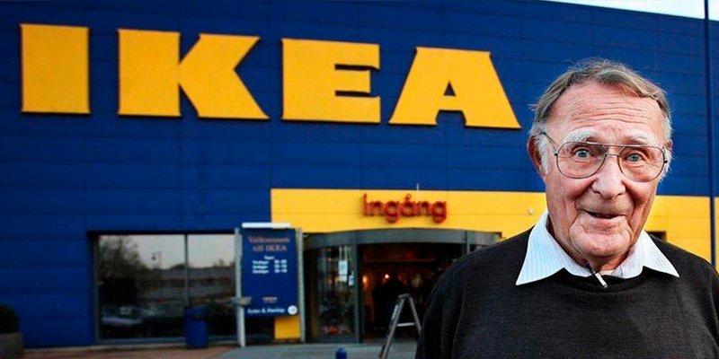 Así es la emotiva carta póstuma del fundador de Ikea a los empleados de la compañía