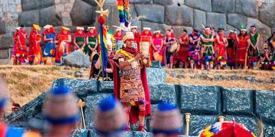 Perú celebra el Inti Raymi, la Fiesta del Sol
