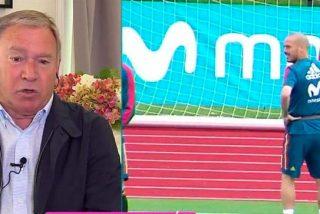 """Javier Clemente: """"El presidente de la Federación Española de Fútbol ha sido un paleto"""""""