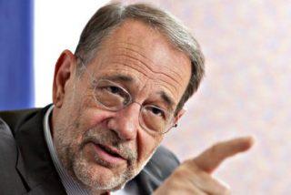 Javier Solana se contagia de coronavirus a sus 77 años y está ingresado en el hospital
