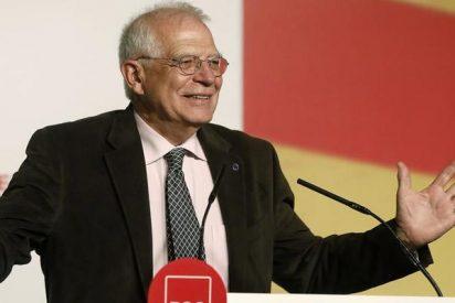 El vídeo de Borrell sobre desinfectar Cataluña que escuece a los separatas tras el golpe de Sánchez