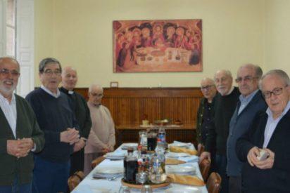 Los jesuitas se despiden de Palencia después de dos siglos de presencia