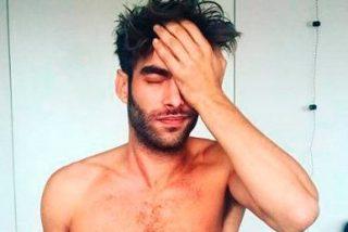 El medio culo desnudo de Jon Kortajarena revoluciona Instagram