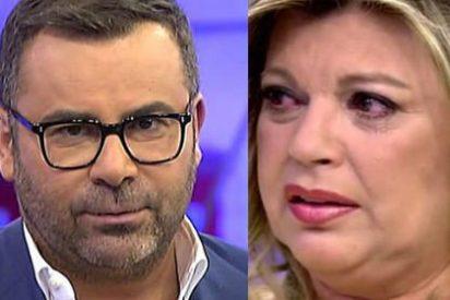 Terelu, fuera de Telecinco tras pelearse con la dirección y atacar a Jorge Javier Vázquez