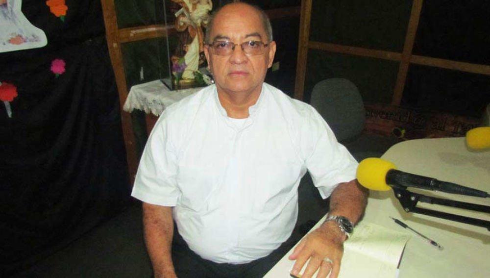 Detenido en El Salvador un sacerdote acusado de violar a una menor