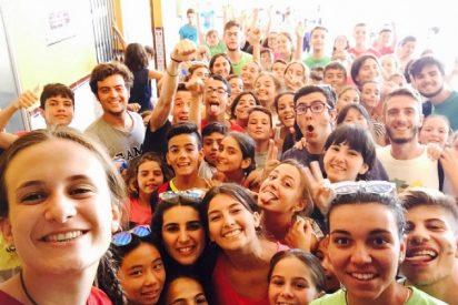 Los salesianos organizan actividades de verano para 20.000 niños y jóvenes