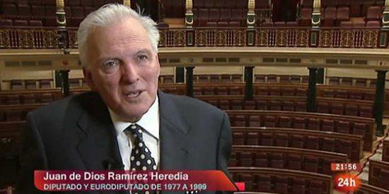 Juan de Dios Ramirez Heredia: ¡¡Por fin nos hemos librado del malasombra de Montoro!!