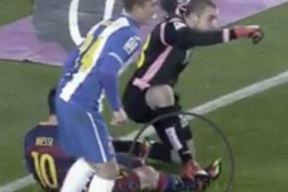 Las peleas más sucias de Messi y Cristiano