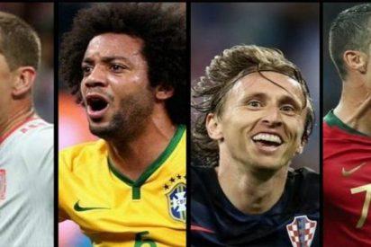 Los jugadores del Real Madrid arrasan en el Mundial; aunque no todos por igual