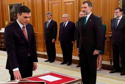 Un presidente ilegítimo y un Gobierno 'Frankenstein' para una España amenazada