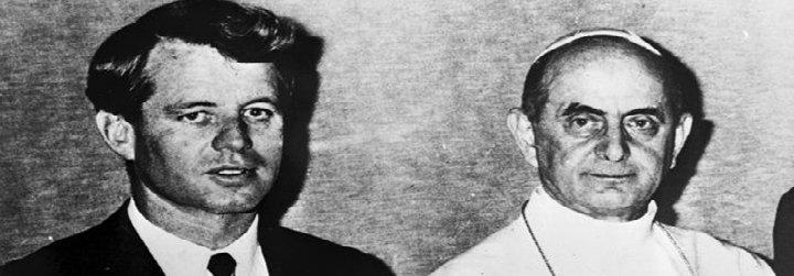 """Robert Kennedy Jr.: """"La visión que el Papa tiene del papel de la Iglesia es idéntica a la de mi padre"""""""