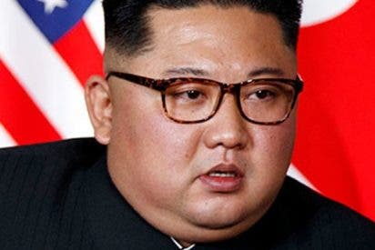 """Trump pide que los fotografíen """"guapos"""" y """"delgados"""" (y la reacción de Kim no tiene precio)"""