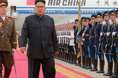 Kim Jong-un llega a Pekín en su tercera visita a China