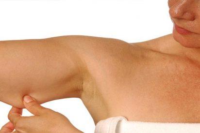 ¿Sabes qué alimentos acumulan grasa en tus brazos?