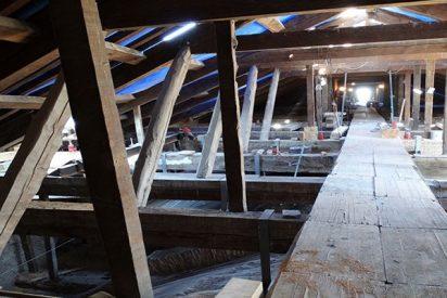 La impresionante historia de la catedral de Segovia contada por sus maderas