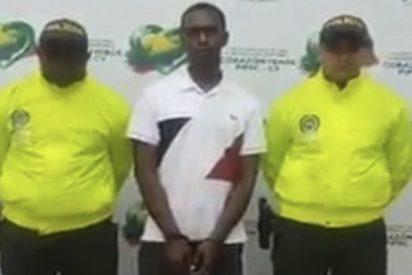 Detienen a 'La Momia', el asesino del futbolista Alejandro Peñaranda