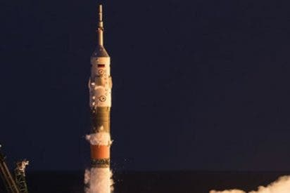 Soyuz lleva una nueva expedición a la Estación Espacial Internacional