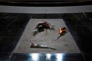 Pedro Sánchez anuncia el traslado inmediato de los restos de Franco del Valle de los Caídos