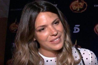 Laura Matamoros no consigue 'desconectar'